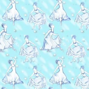 Dream of Ballet Dancers