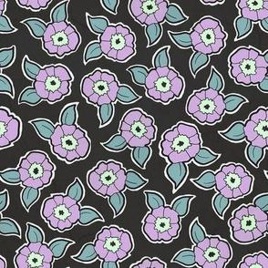 Pansy Lilacs ©Julee Wood