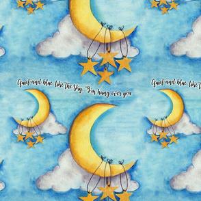 "moon and stars 12"""