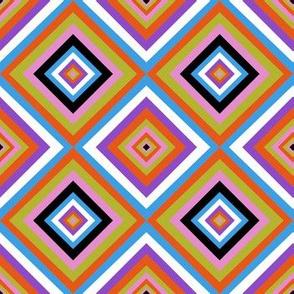 Optical Illusion Kilim