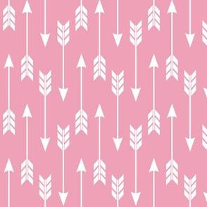 Arrows – Rose Pink Arrow Run