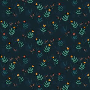 Midnight florals - 02