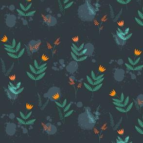 Midnight florals - 03