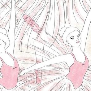 Ballerinas / Large Scale