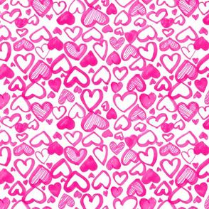 Sweetheart Doodle
