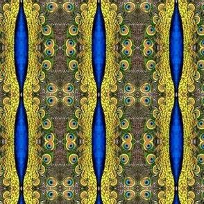 Peacock Kaleidoscope #26