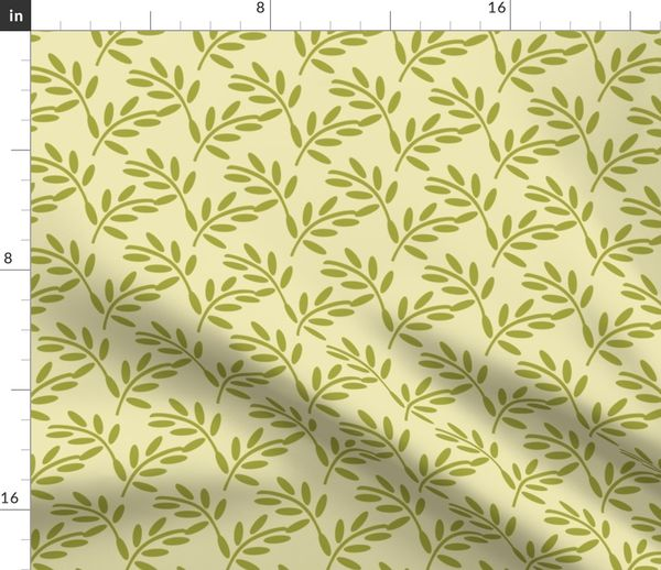 Home Improvement Wallpaper Art Crafts Green Background Monkey Leaves Wallpaper Rolls Sheets Home Improvement