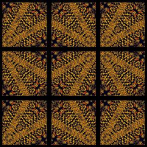 Spanish Tile by Kedoki in Hawaiian Golden Colors
