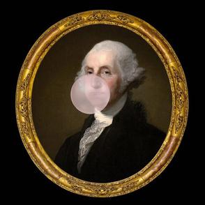 """21"""" George Bubble gum"""