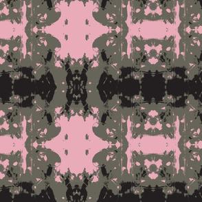 for Jane - pink, gray, black