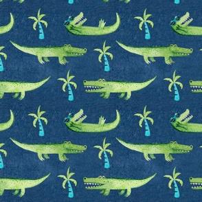 Chillin' Gators