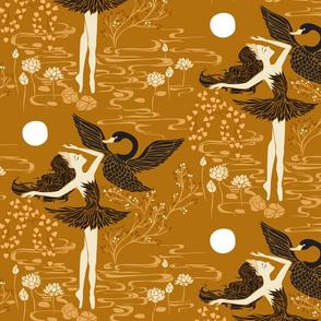 Swan Lake - Odile {Gold}