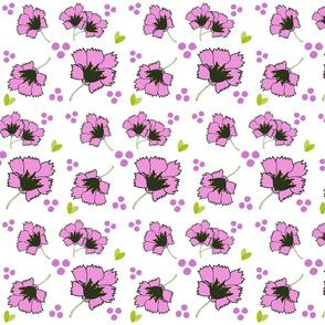 Spring blooms MED7- lavender