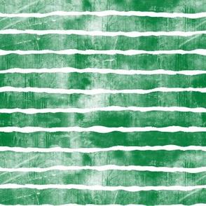 distressed green stripes - St Patricks day