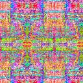 Boho Rainbow Windows