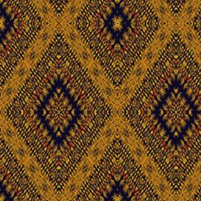 Kilim by kedoki in Hawaiian colors