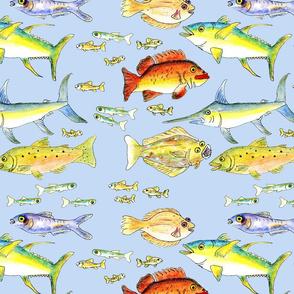 All The Fishies II
