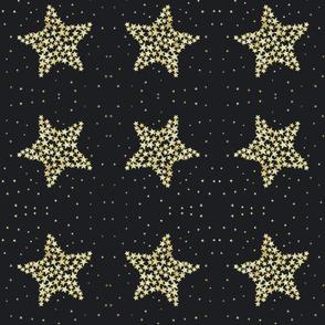 Star of Stars - black