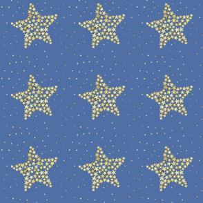 Star of Stars - blue