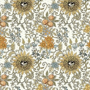 Mutant Helianthus Floral - Small