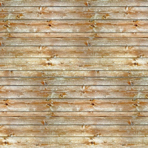 Weathered Wood Pattern Horizontal
