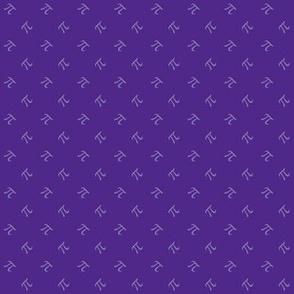 pi diamonds in royal purple
