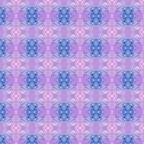 Yupo Kalidiscope Purple n Blue