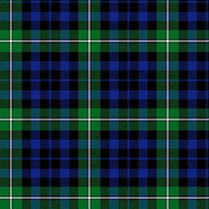 """Forbes tartan #3 (Forbes Ancient), 3"""""""