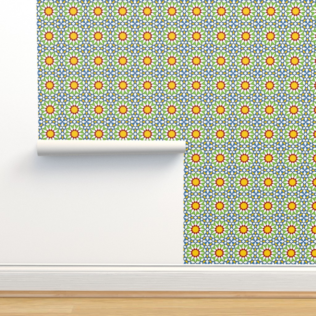 Isobar Durable Wallpaper featuring 07132206 : UC55V2+432 : bright by sef