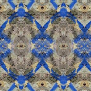 Blue Daffs for the Woodland Fairies