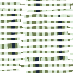 Overlapping Lines and Grid