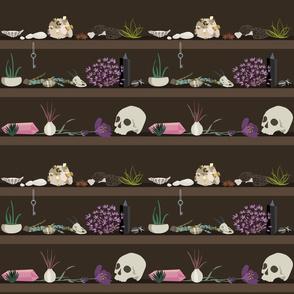 shelf pattern