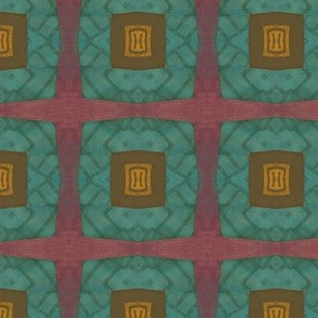 jeweled tile