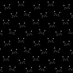 Cats - Black small