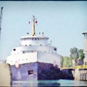 Locked Ship 4 L
