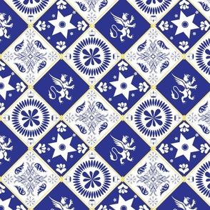 Royal Spanish Tiles