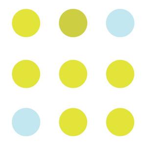 Spirited Dot Yellow