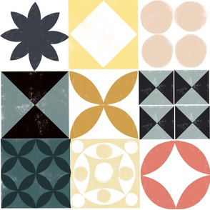 Graphic tile 1