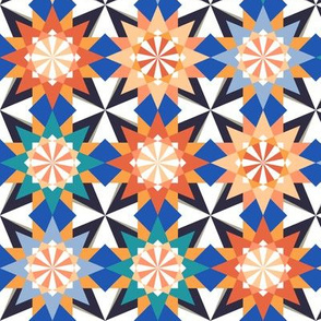 Modern Mosaic Stars