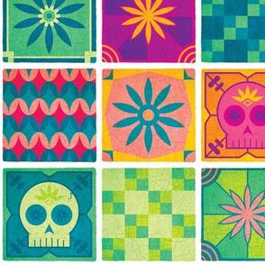 Color Pop Talavera Tiles