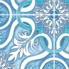 Chiara-Spanish Tiles