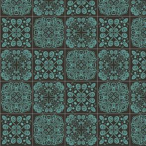 Dreamy Spanish Tile