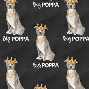 "4"" BIG POPPA / QUOTE"