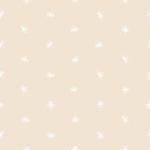 Swirled Stars white ©Julee Wood