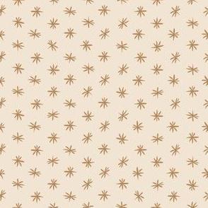 Swirled Stars sepia ©Julee Wood