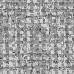 newsprint weave