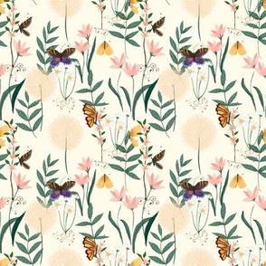 Wild Garden Butterflies