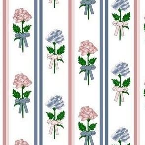 Amanda's Wedding Flower Fabric 5