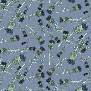 Amanda's Wedding Flower Fabric 6