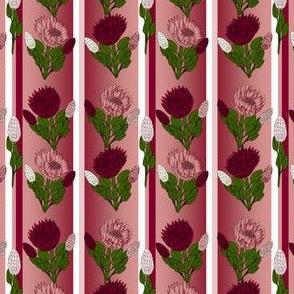 Amanda's Wedding Flower Fabric 8
